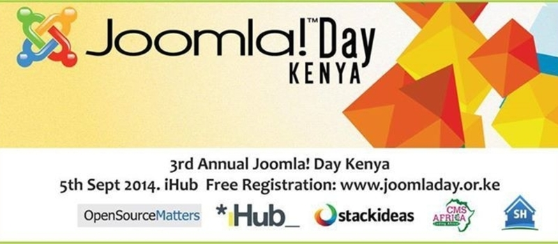 JoomlaDay Kenya 2014