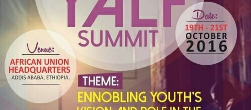 2016 YALF ANNUAL SUMMIT (and Official Launching Of YALJOD)