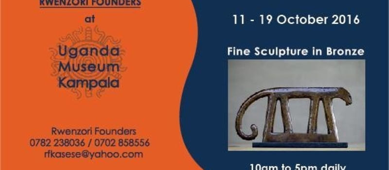 Made in Uganda - Rwenzori Founders Bronzes Exhibition
