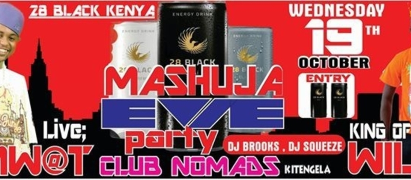 Mashujaa EVE PARTY