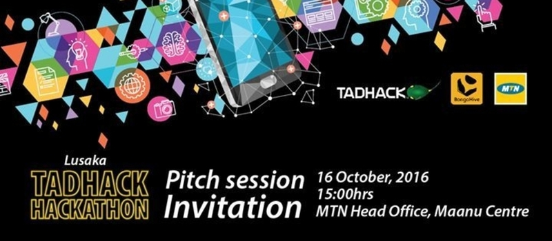TADHack Zambia Pitch Event!