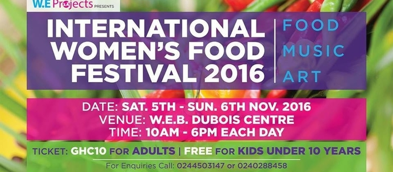 International Women's Food Festival