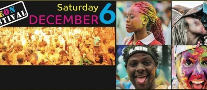 The Zimbabwe Colour Run