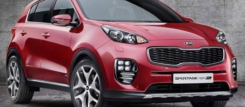 New KIA Sportage Launch - Open to Public !