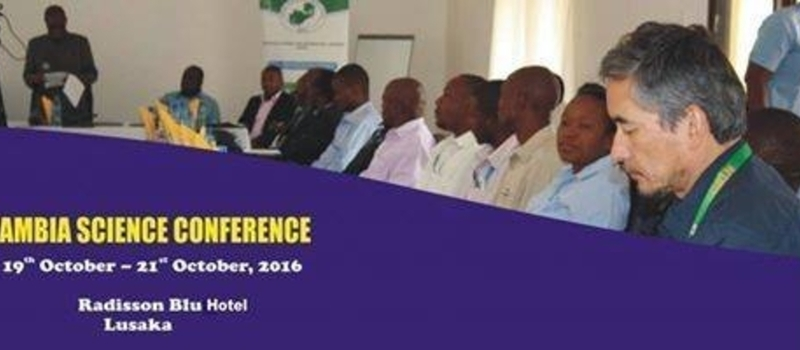 Zambia Science Conference