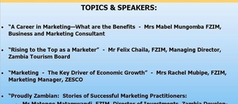 ZIM Students' Marketing Conference