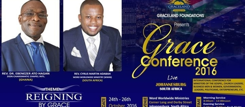 Grace Conference 2016