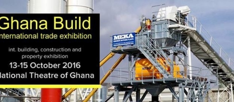 Ghana Build (International Trade Exhibition)