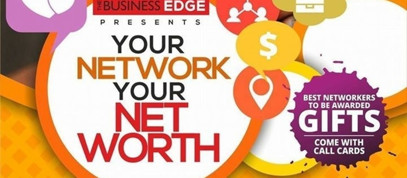 Your Network Your Net Worth