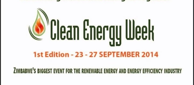 Clean Energy Week  2014 : Connecting Renewable Energies Together