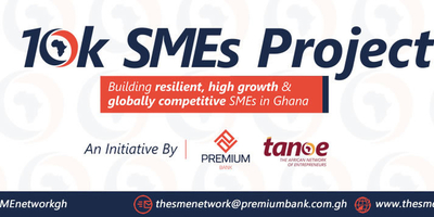 Press Launch of 10K SMEs Project