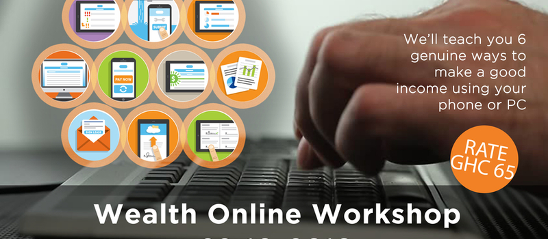 Wealth Online Workshop