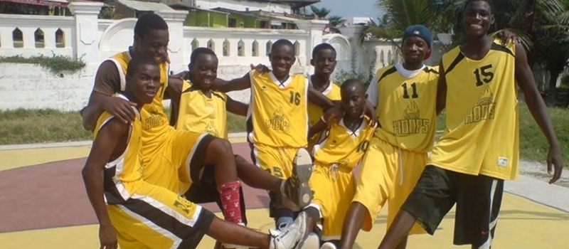 HOOPS CARE AFAHYE BASKETBALL TOURNAMENT