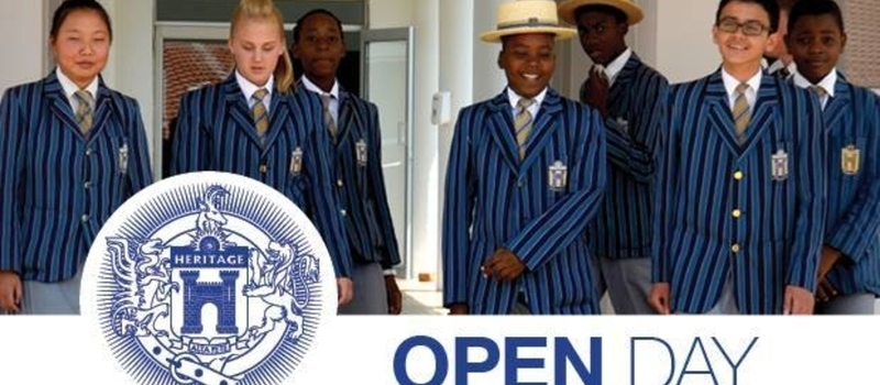 OPEN DAY - for Juniors, Seniors & Boarders