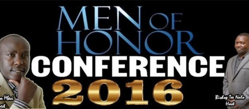 Men of Honor conference 2016