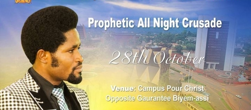 Prophetic All Night Counselling
