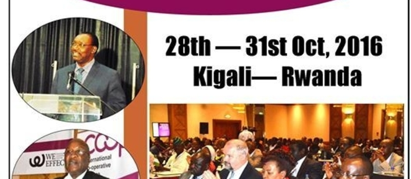 12th Regional Assembly and the 2nd Africa Co-operative Conference