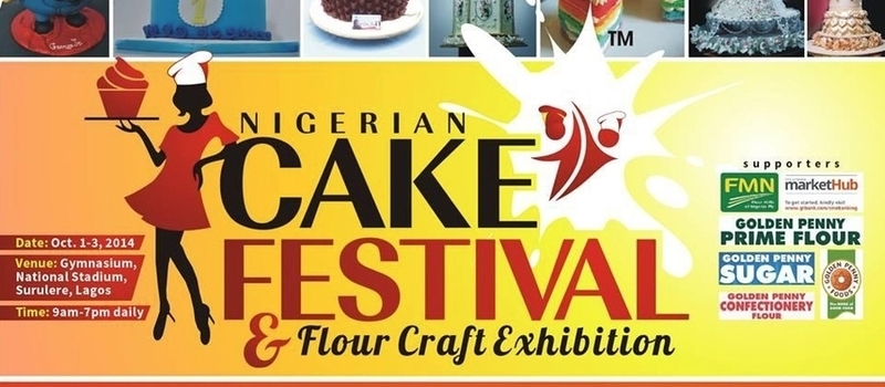 Nigerian Cake Festival & Flour Craft Exhibition 2014