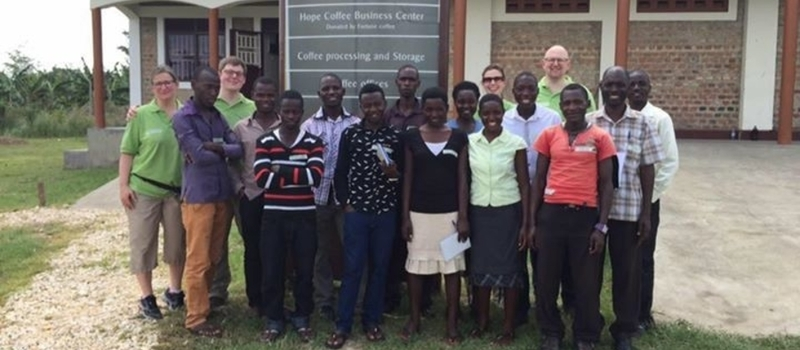 2. Block Optician School Uganda