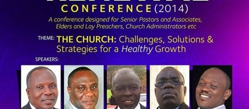 Church Renewal Conference 2014