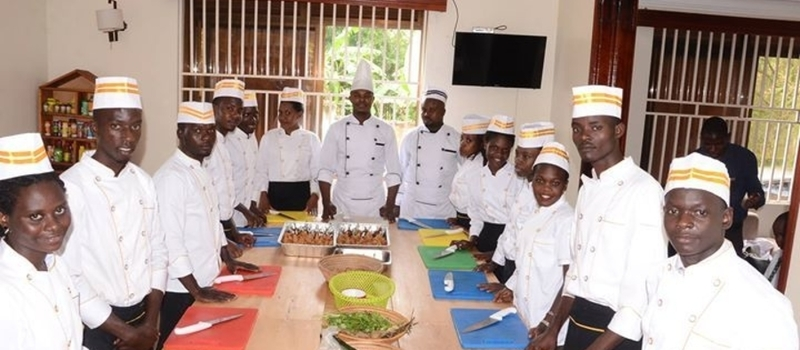 November Certificate for Cookery & Baking Intake