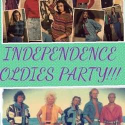 Independence Oldies Party!!!