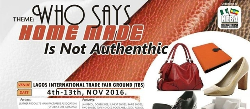 Nigeria-Ethopia Leather Products Exhibition