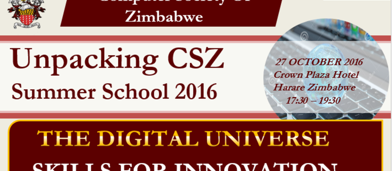 Unpacking CSZ Summer School 2016