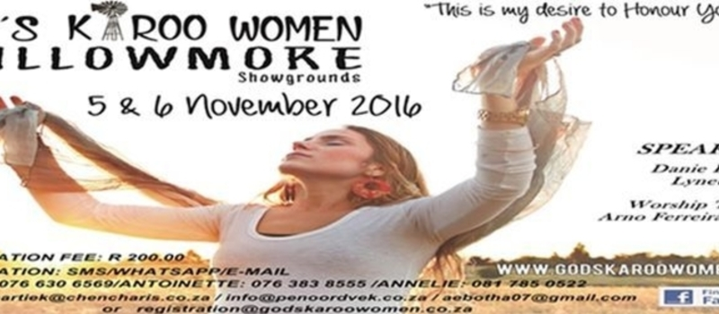 God's Karoo Women Willowmore Conference