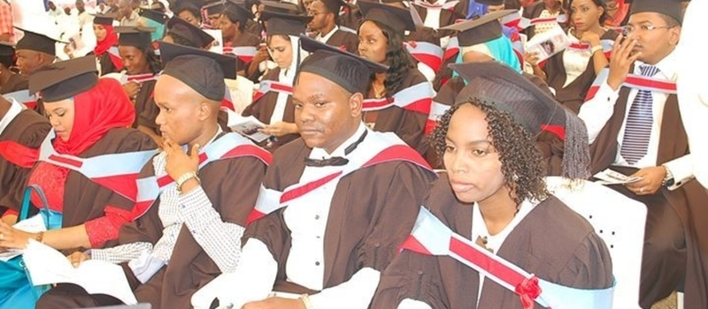 14th Graduation Ceremony of Hubert Kairuki Memroail University