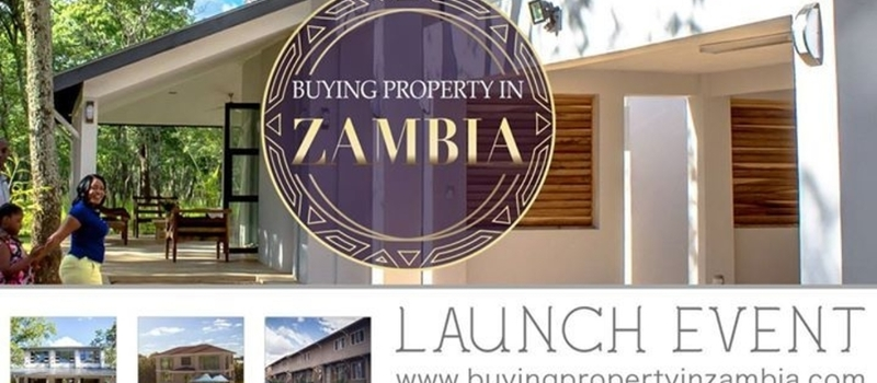 Buying Property in Zambia - Launch Event South Africa