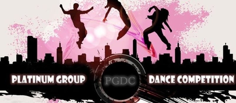 Platinum event group dance competition