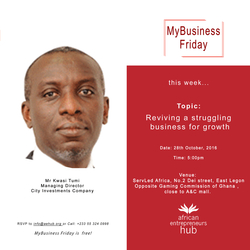 MyBusiness Friday 28th October 2016