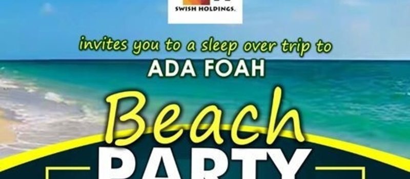 BEACH PARTY AT ADA