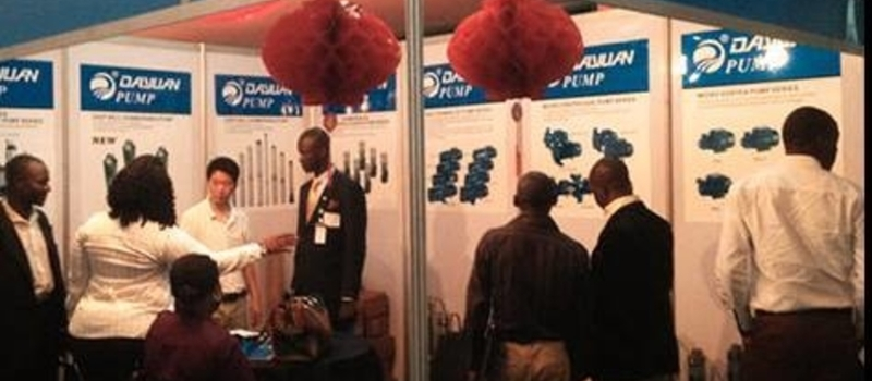 Water Africa building & Construction Exhibition & Seminar
