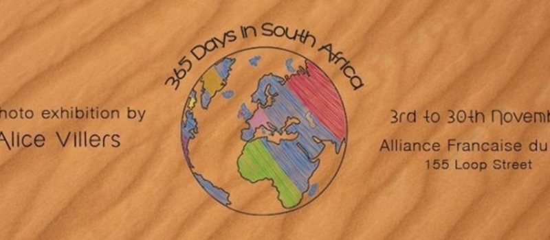 Launching Photo Exhibition : 365 Days in South Africa