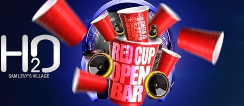RED CUP OPEN BAR