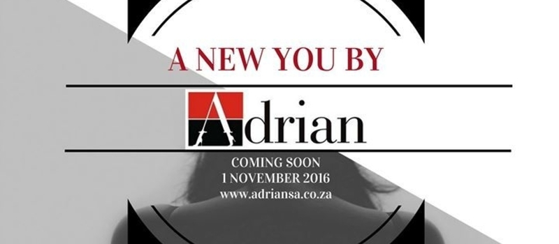 Launch of Adrian South Africa Online Store