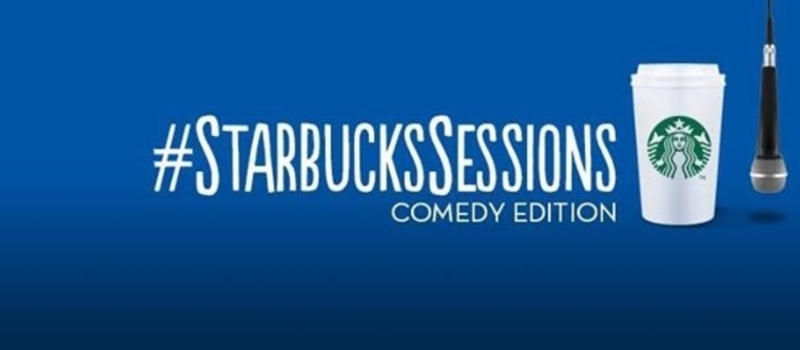Starbucks Sessions Comedy Edition