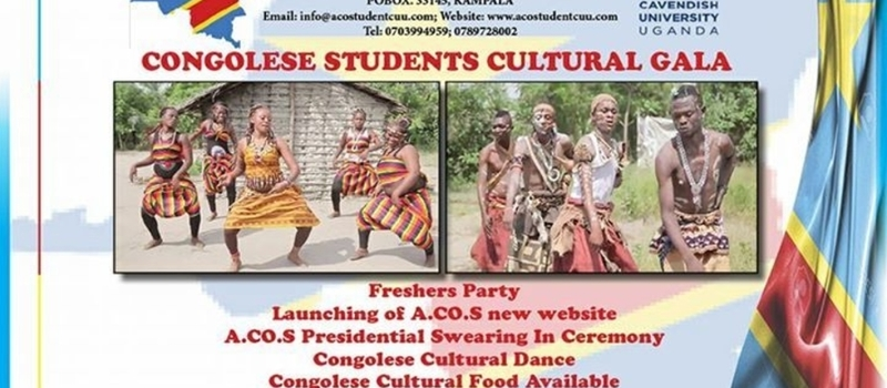 Congolese Students Cultural Gala