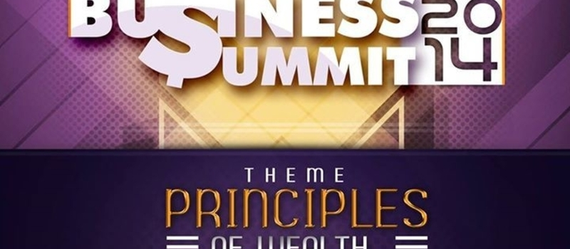 BUSINESS SUMMIT 2014