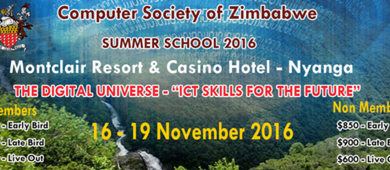 CSZ Summer School 2016