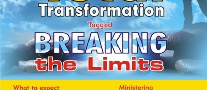 Breaking the Limits. A Night of Total Transformation