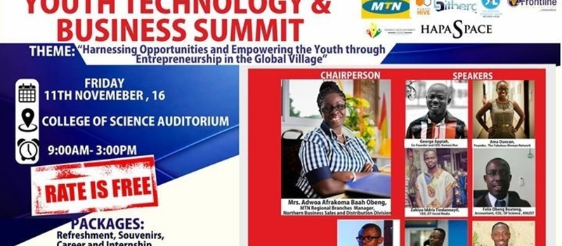 Youth Technology and Business Summit, 2016