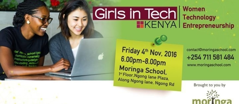 Women. Technology. Entrepreneurship