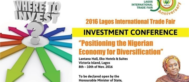 Lagos International Trade Fair, Investment Conference