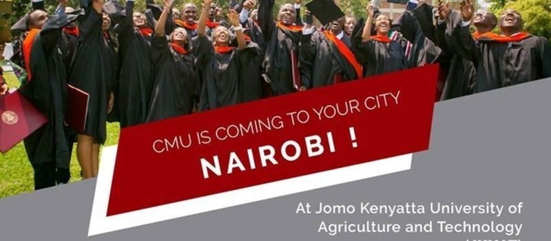 CMU Open Day at JKUAT Nairobi