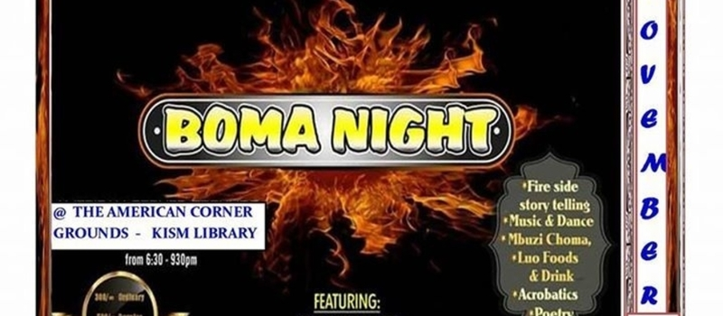 BOMA NIGHT - November Edition.