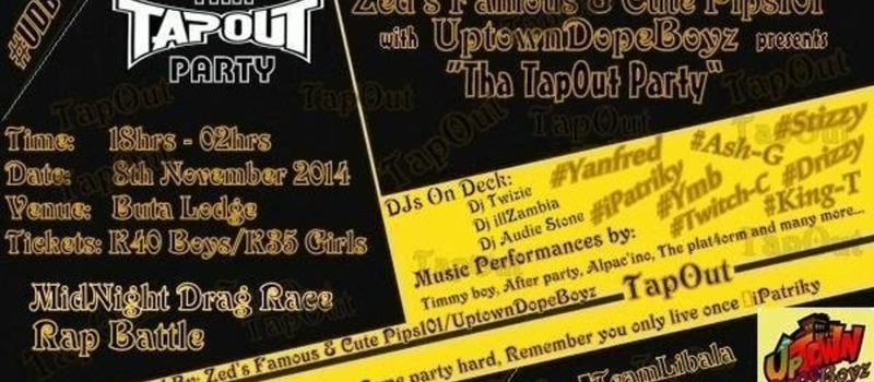 """Tha TapOut Party"""