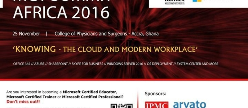 MCT Summit Africa 2016, Accra Ghana
